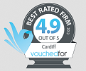 Best Rated Firm - Cardiff Vouched For