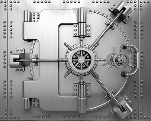 Bank Safe - Protection