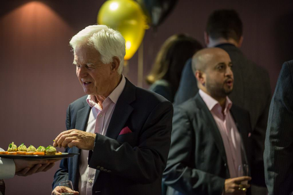 The Wealth Secret Book Launch Party