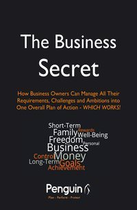 The Busines Secret - How business owners can manager all their requirements, challenges and ambitions into one overall plan of action - which works!